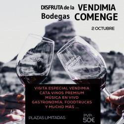 Fiesta Vendimia Comenge...