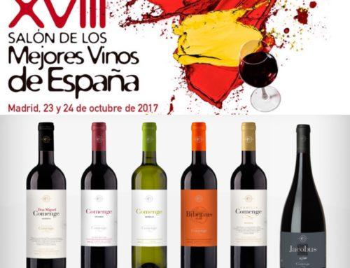 Octubre, el mes del Salón de los Mejores Vinos de este año