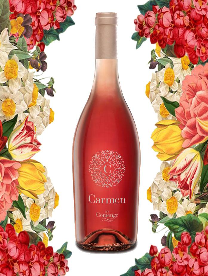 Vino Carmen Rosado