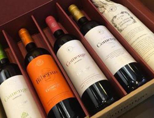 Comprar cajas de vino en tiempos de confinamiento