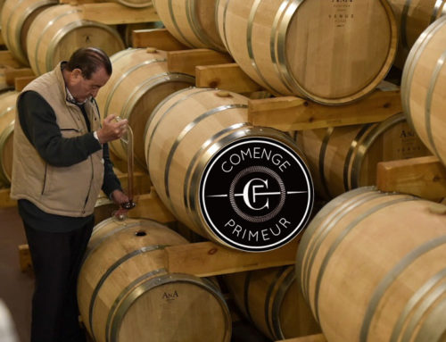 Consigue tu propio vino gracias al Club Primeur de Bodegas Comenge