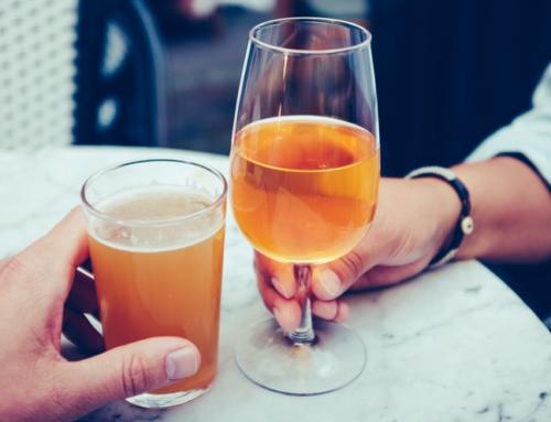 Similitudes y diferencias entre el vino y la cerveza