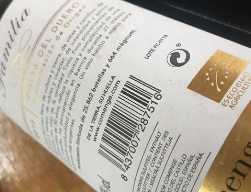 ¿Cómo distinguir un vino ecológico de uno convencional?