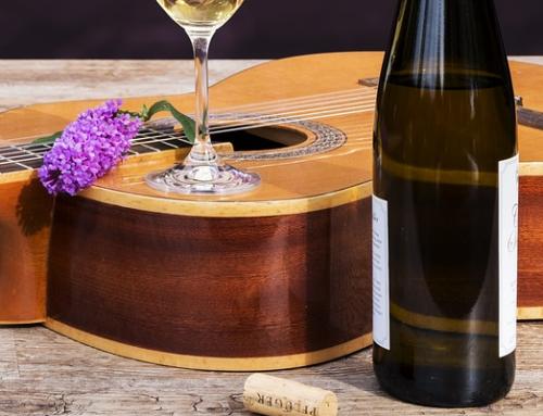 El vino, una cuestión de gusto. El gusto, una cuestión de oído